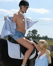 Sexy picture of Riding Lessons