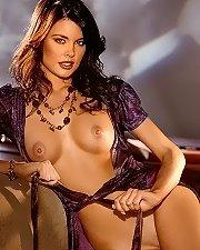 Sexy picture of Sandra Nilsson