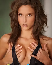 Hot photo of Malena Morgan